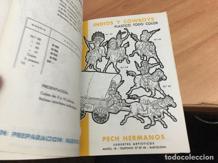 Juguetes antiguos: PECH HERMANOS JUGUETES ARTISTICOS PLASTICO COLOR CATALOGO CON 15 HOJAS POR TEMAS (COIB59) - Foto 9 - 194349093