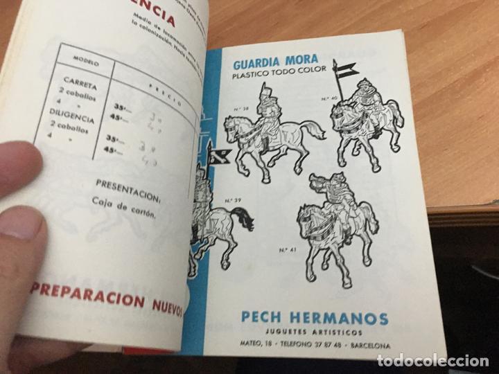Juguetes antiguos: PECH HERMANOS JUGUETES ARTISTICOS PLASTICO COLOR CATALOGO CON 15 HOJAS POR TEMAS (COIB59) - Foto 10 - 194349093