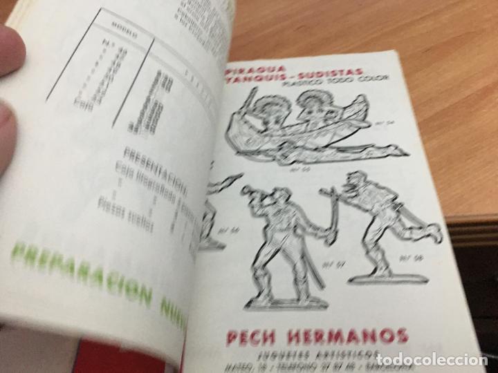 Juguetes antiguos: PECH HERMANOS JUGUETES ARTISTICOS PLASTICO COLOR CATALOGO CON 15 HOJAS POR TEMAS (COIB59) - Foto 13 - 194349093