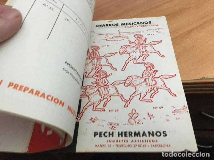 Juguetes antiguos: PECH HERMANOS JUGUETES ARTISTICOS PLASTICO COLOR CATALOGO CON 15 HOJAS POR TEMAS (COIB59) - Foto 14 - 194349093