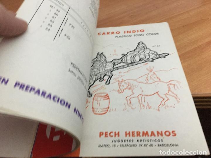Juguetes antiguos: PECH HERMANOS JUGUETES ARTISTICOS PLASTICO COLOR CATALOGO CON 15 HOJAS POR TEMAS (COIB59) - Foto 15 - 194349093