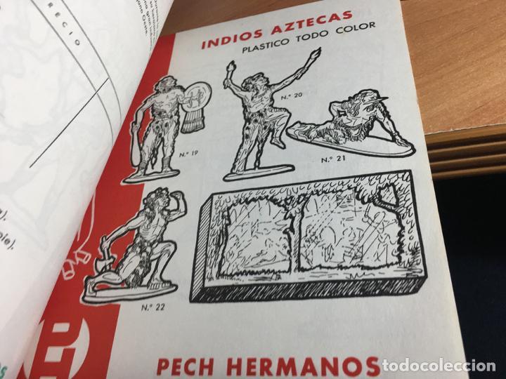 Juguetes antiguos: PECH HERMANOS JUGUETES ARTISTICOS PLASTICO COLOR CATALOGO CON 15 HOJAS POR TEMAS (COIB59) - Foto 17 - 194349093