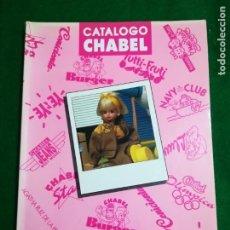 Juguetes antiguos: CATÁLOGO CHABEL 1991 DE FEBER. Lote 194362425