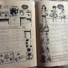 Juguetes antiguos: PUBLICIDAD JUGUETES, MUÑECAS, COCHES AÑOS CINCUENTA. ENVÍO GRATIS. Lote 194364103