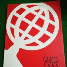 Juguetes antiguos: CATÁLOGO FEBER 1989 , CON APARTADOS DE CHABEL , BABY FEBER , FEBER TEAM , NUEVO. Lote 194371447