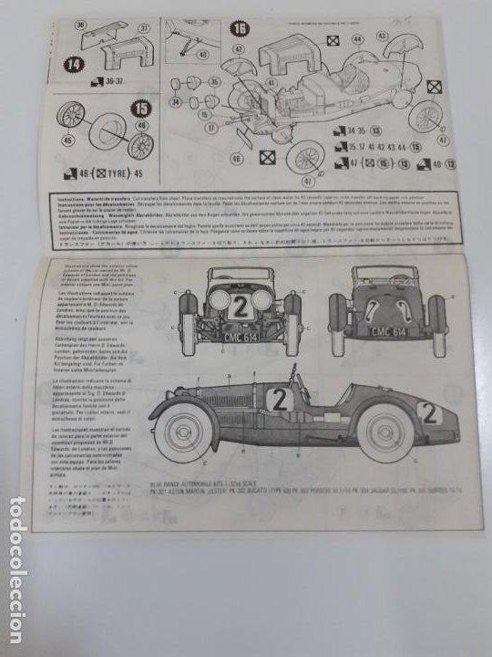 Juguetes antiguos: ASTON MARTIN PK-301/1:32- MATCHBOX (995) - Foto 3 - 194494405