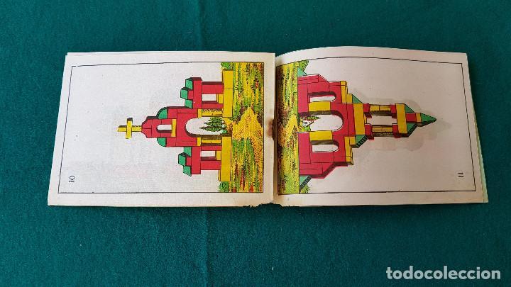 Juguetes antiguos: ARQUITECTURA PRACTICA - MODELOS DE CONSTRUCCION DE MADERA NUMERO 2 - Foto 2 - 194535461