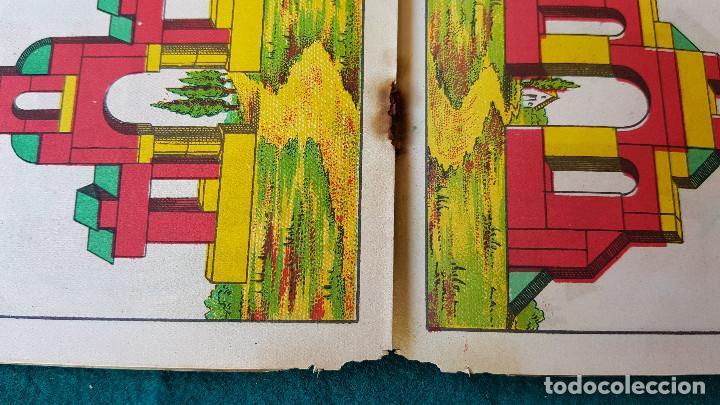 Juguetes antiguos: ARQUITECTURA PRACTICA - MODELOS DE CONSTRUCCION DE MADERA NUMERO 2 - Foto 3 - 194535461