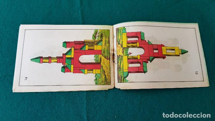 Juguetes antiguos: ARQUITECTURA PRACTICA - MODELOS DE CONSTRUCCION DE MADERA NUMERO 2 - Foto 4 - 194535461