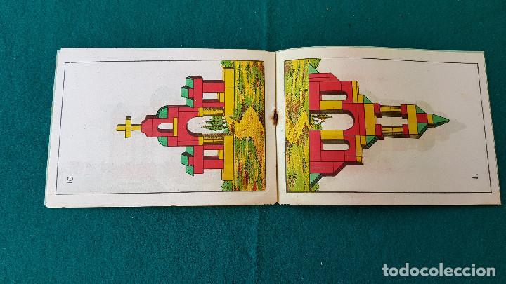 Juguetes antiguos: ARQUITECTURA PRACTICA - MODELOS DE CONSTRUCCION DE MADERA NUMERO 2 - Foto 2 - 194535485