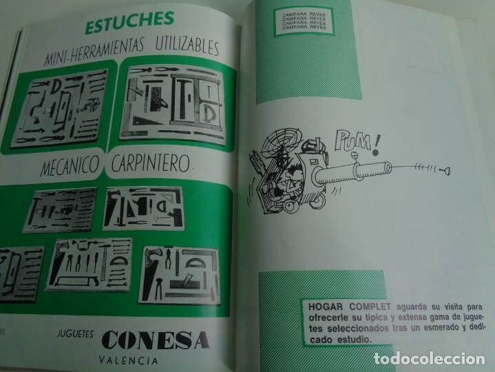 Juguetes antiguos: Catalogo almacenes MARCOL - NAVIDAD 1969 - 90 PAGS - FAMOSA - NANCY - RICO - MUÑECAS VICMA GUISVAL.. - Foto 4 - 194566616