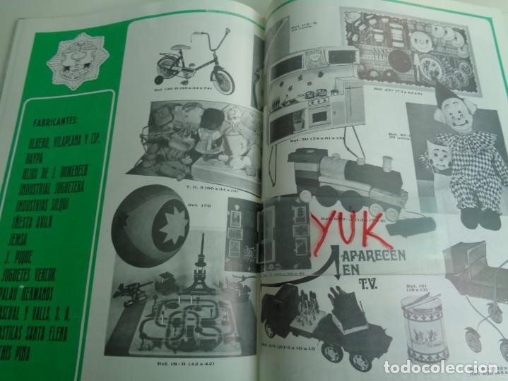 Juguetes antiguos: Catalogo almacenes MARCOL - NAVIDAD 1969 - 90 PAGS - FAMOSA - NANCY - RICO - MUÑECAS VICMA GUISVAL.. - Foto 10 - 194566616