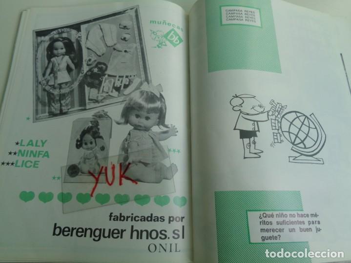 Juguetes antiguos: Catalogo almacenes MARCOL - NAVIDAD 1969 - 90 PAGS - FAMOSA - NANCY - RICO - MUÑECAS VICMA GUISVAL.. - Foto 11 - 194566616