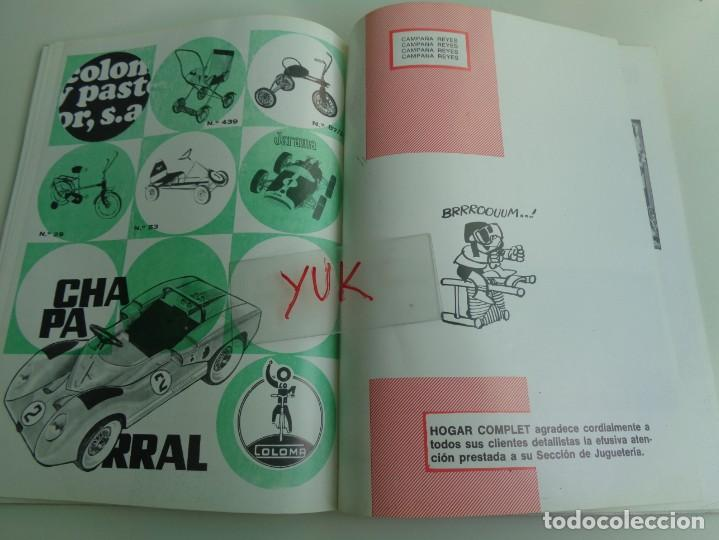 Juguetes antiguos: Catalogo almacenes MARCOL - NAVIDAD 1969 - 90 PAGS - FAMOSA - NANCY - RICO - MUÑECAS VICMA GUISVAL.. - Foto 12 - 194566616