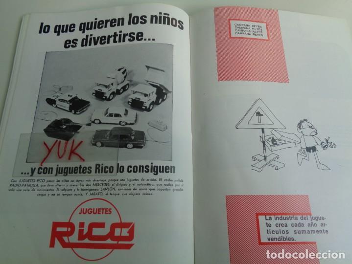 Juguetes antiguos: Catalogo almacenes MARCOL - NAVIDAD 1969 - 90 PAGS - FAMOSA - NANCY - RICO - MUÑECAS VICMA GUISVAL.. - Foto 15 - 194566616