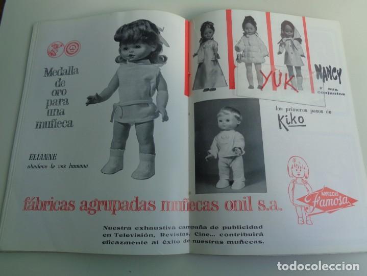 Juguetes antiguos: Catalogo almacenes MARCOL - NAVIDAD 1969 - 90 PAGS - FAMOSA - NANCY - RICO - MUÑECAS VICMA GUISVAL.. - Foto 18 - 194566616