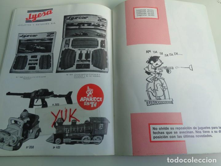 Juguetes antiguos: Catalogo almacenes MARCOL - NAVIDAD 1969 - 90 PAGS - FAMOSA - NANCY - RICO - MUÑECAS VICMA GUISVAL.. - Foto 22 - 194566616