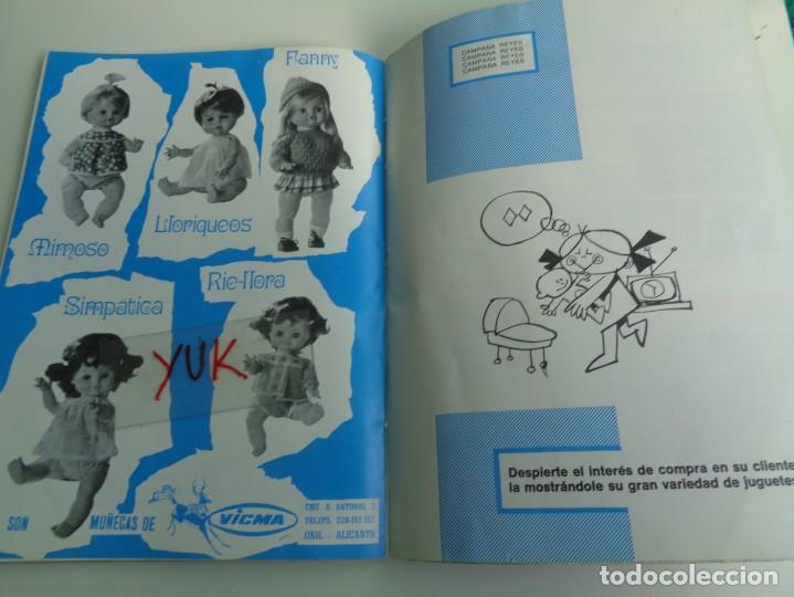 Juguetes antiguos: Catalogo almacenes MARCOL - NAVIDAD 1969 - 90 PAGS - FAMOSA - NANCY - RICO - MUÑECAS VICMA GUISVAL.. - Foto 23 - 194566616