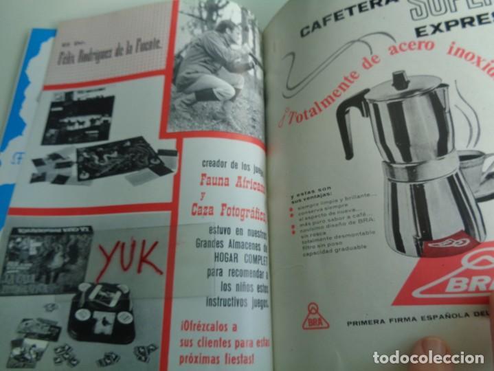 Juguetes antiguos: Catalogo almacenes MARCOL - NAVIDAD 1969 - 90 PAGS - FAMOSA - NANCY - RICO - MUÑECAS VICMA GUISVAL.. - Foto 24 - 194566616