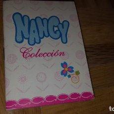 Juguetes antiguos: NANCY DE FAMOSA CATALOGO NANCY COLECCIÒN DE QUIRON. Lote 194601765