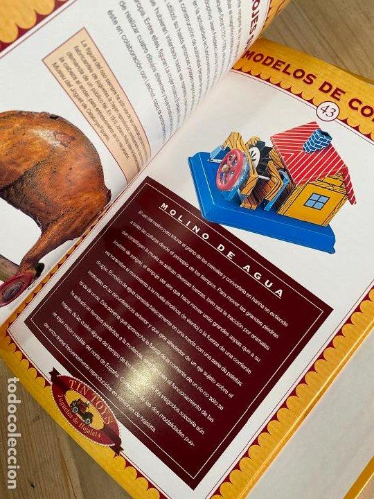 Juguetes antiguos: ARCHIVADOR + FASCICULOS COLECCION COMPLETA TIN TOYS JUGUETES DE HOJALATA - Foto 9 - 194903955