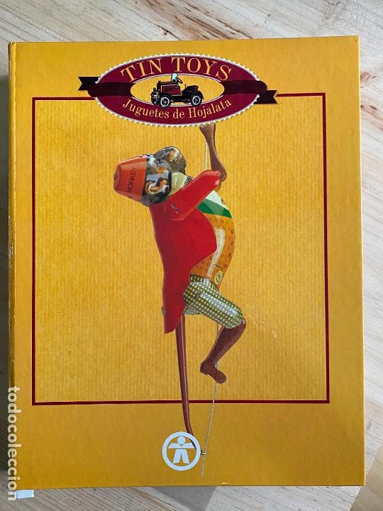 ARCHIVADOR + FASCICULOS COLECCION COMPLETA TIN TOYS JUGUETES DE HOJALATA (Juguetes - Catálogos y Revistas de Juguetes)