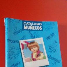 Juguetes antiguos: CATÁLOGO MUÑECOS FEBER 1991.SIN USO.VER ESTADO.. Lote 194905661