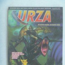 Juguetes antiguos: REVISTA URZA , Nº 28, 2001. DE MAGIC. Lote 195135280