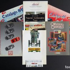 Juguetes antiguos: CATALOGO REVELL . Lote 195247661