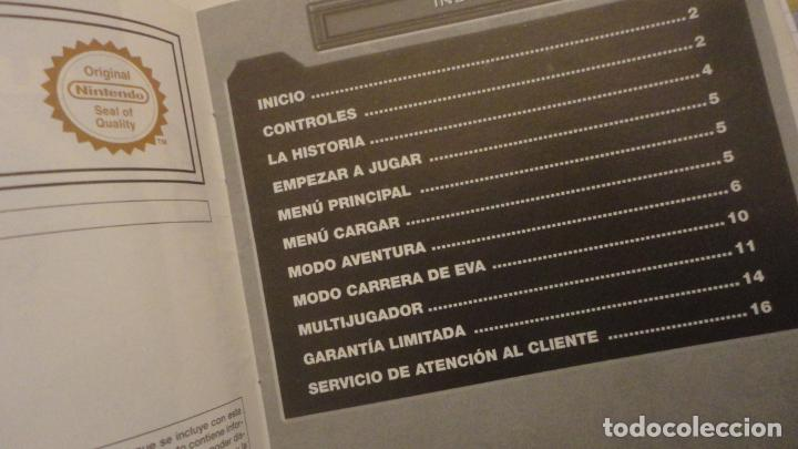 Juguetes antiguos: MANUAL INSTRUCCIONES.WALL BATALLON DE LIMPIEZA.NINTENDO DS.THQ. DISNEY-PIXAR - Foto 2 - 195331623