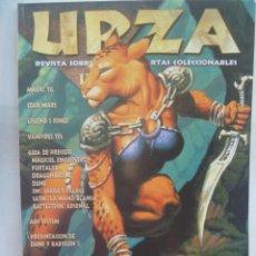 Juguetes antiguos: REVISTA URZA , Nº 17, 1998. REVISTA SOBRE JUEGOS DE CARTAS COLECCIONABLES, ETC. MAGIC. Lote 195486895