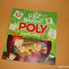Catalogo De Juguetes Navidad 2015 De Poly Comprar Catálogos Y Revistas De Juguetes Antiguos En Todocoleccion 196600307