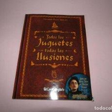 Juguetes antiguos: CATALOGO JUGUETES Y VIDEOJUEGOS NAVIDAD EL CORTE INGLES 2002 2003. Lote 196651472