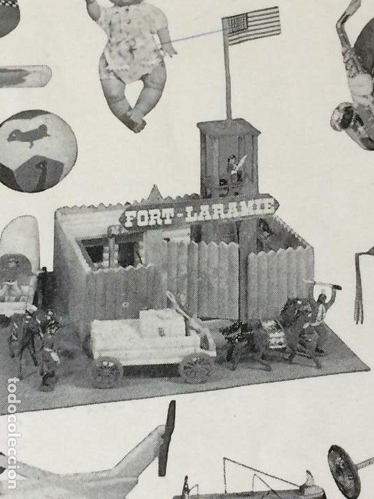 Juguetes antiguos: JUGUETES FRACSA - VALENCIA - TARIFA GENERAL - AÑO 1969 - Foto 2 - 197782075