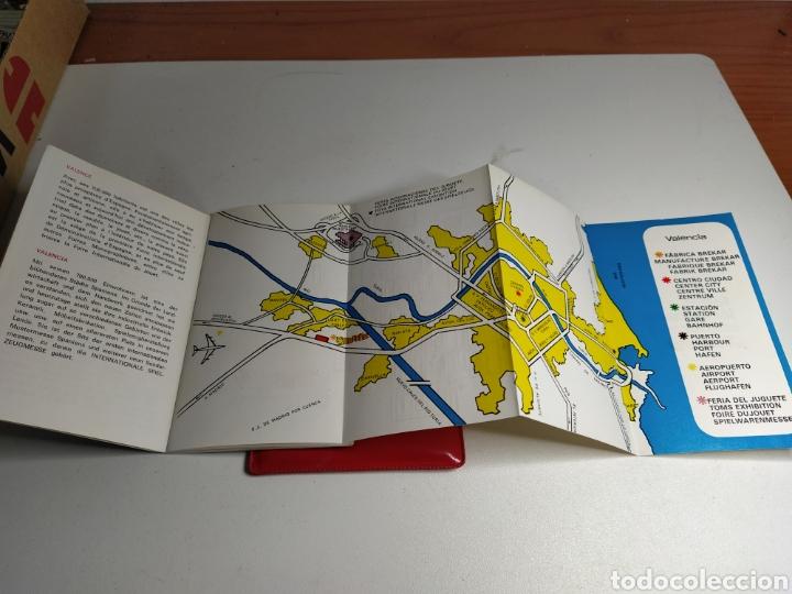 Juguetes antiguos: Agenda brekar 15 feria juguete valencia - Foto 3 - 197903873