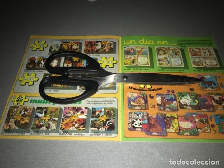 Juguetes antiguos: Catalogo de juegos Educa año 81 1981 MUY RARO - Foto 6 - 198639958