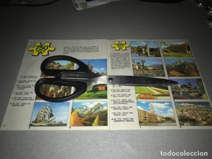 Juguetes antiguos: Catalogo de juegos Educa año 81 1981 MUY RARO - Foto 7 - 198639958