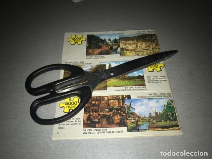 Juguetes antiguos: Catalogo de juegos Educa año 81 1981 MUY RARO - Foto 8 - 198639958