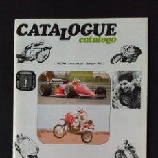 Juguetes antiguos: CATÁLOGO PROTAR - MICRO MODELLI PROVINI AÑO 1984 - 85. Lote 199837303