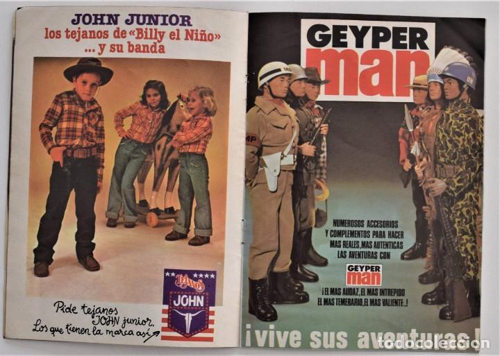 Juguetes antiguos: DOS CATÁLOGOS DE JUGUETES ESPECIAL REGALOS DON MIKI AÑOS 1975 Y 1978 - Foto 5 - 205280455