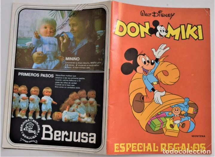 Juguetes antiguos: DOS CATÁLOGOS DE JUGUETES ESPECIAL REGALOS DON MIKI AÑOS 1975 Y 1978 - Foto 6 - 205280455