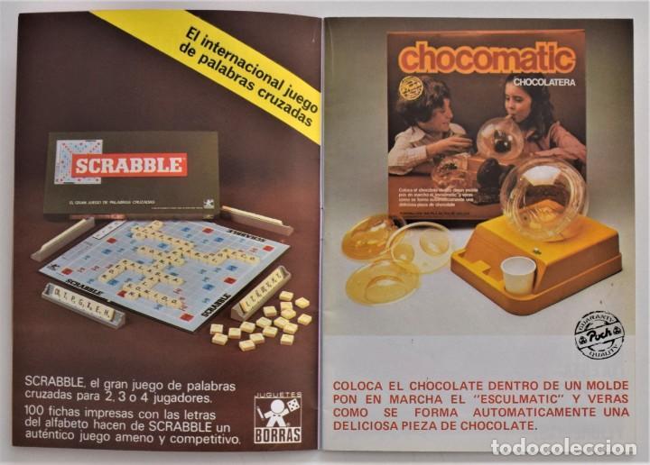 Juguetes antiguos: DOS CATÁLOGOS DE JUGUETES ESPECIAL REGALOS DON MIKI AÑOS 1975 Y 1978 - Foto 7 - 205280455