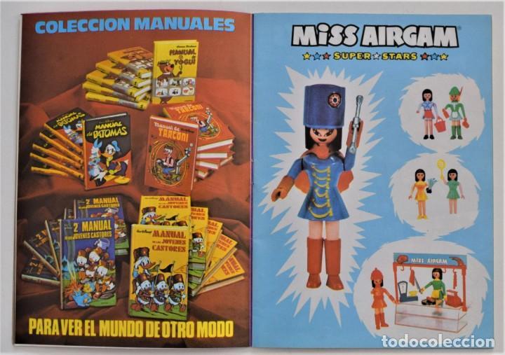 Juguetes antiguos: DOS CATÁLOGOS DE JUGUETES ESPECIAL REGALOS DON MIKI AÑOS 1975 Y 1978 - Foto 8 - 205280455
