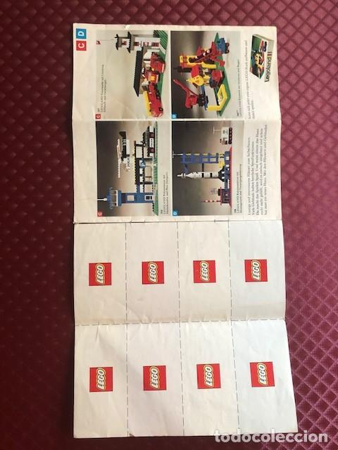 Juguetes antiguos: CATALOGO DE LEGO EN ALEMAN C1 - Foto 4 - 205683897