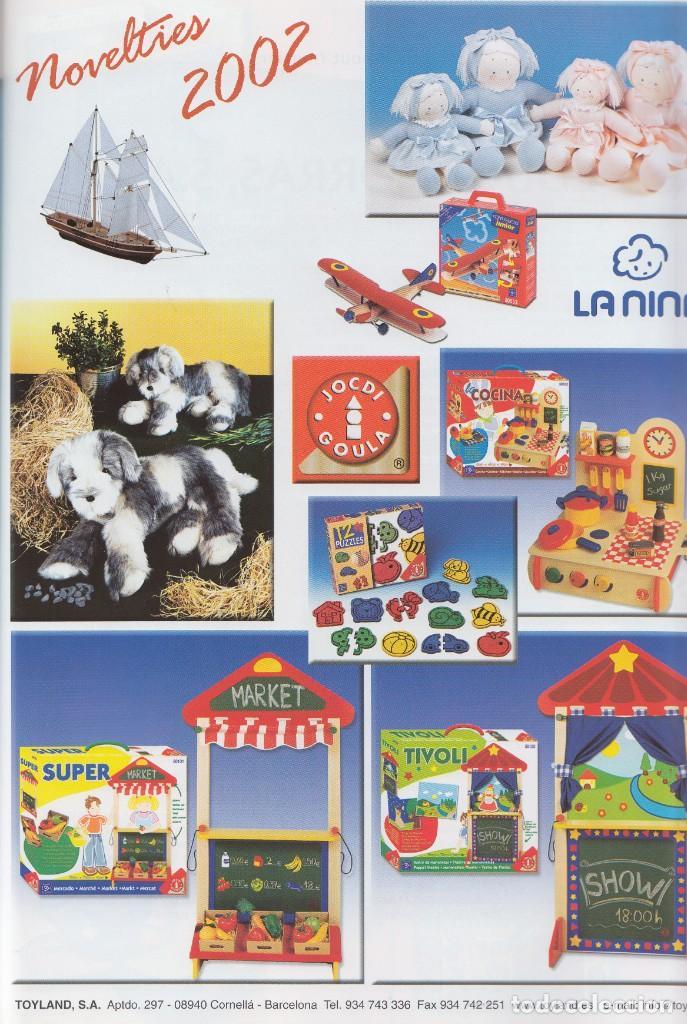 Juguetes antiguos: Juguetes y Juegos de España nº 160 de 2001 - Foto 2 - 206276797