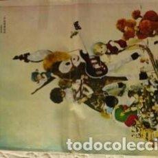 Juguetes antiguos: SUPLEMENTO MUNDO INFANTIL PRENSA DEL MOVIMIENTO JUNTO FERIA DEL JUGUETE.1966. ÚNICO EN TODOCOLECCION. Lote 206292005