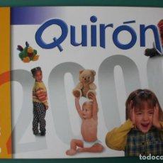 Juguetes antiguos: CATALOGO DE JUGUETES FAMOSA QUIRON AÑO 2000. Lote 206551552