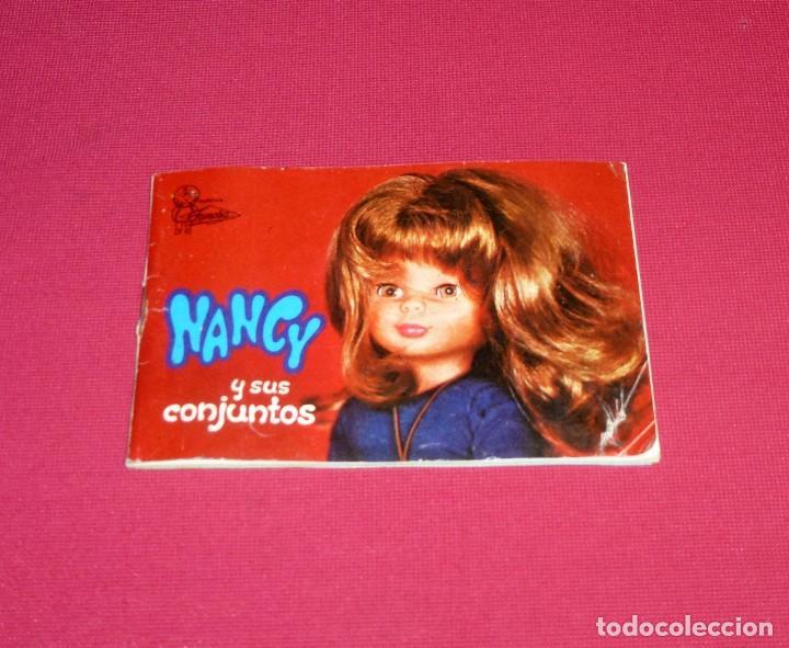 NANCY Y SUS CONJUNTOS - MUÑECAS FAMOSAS - FÁBRICAS AGRUPADAS DE MUÑECAS DE ONIL.1976. (Juguetes - Catálogos y Revistas de Juguetes)