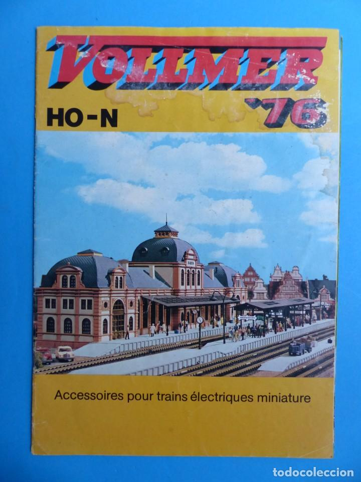 Juguetes antiguos: 15 catalogos y revistas antiguas de juguetes, trenes, coches, motos, Paya, años 1950-1980, ver fotos - Foto 2 - 207109090