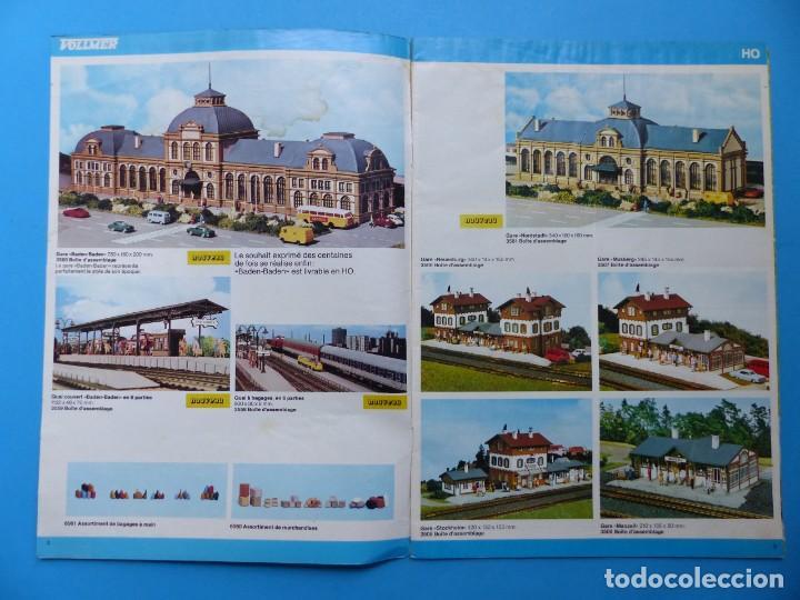 Juguetes antiguos: 15 catalogos y revistas antiguas de juguetes, trenes, coches, motos, Paya, años 1950-1980, ver fotos - Foto 3 - 207109090